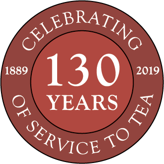 Celebrating 130 years of service to tea.